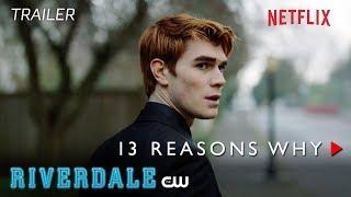 Riverdale Season 2 Trailer 13 reasons Why style [HD]   Netflix