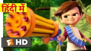 Boss Baby Action Scene Hindi   Fight for Tape Record 5 12  Movie Clips In Hindi _ MA lovers