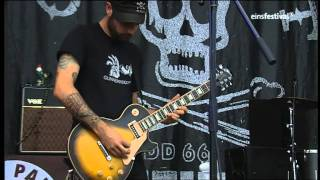 The Gaslight Anthem - Old Haunts (live at Area4 2010 Festival HD)