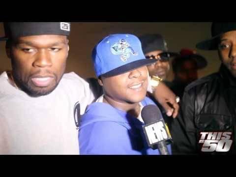50 Cent x D-Block x Maino x Cory Gunz x Trav - MTV News   Interview   50 Cent
