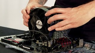 CPU-Kühler & Prozessor einbauen | PCGH baut einen PC | Teil 2
