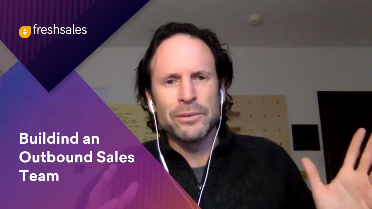 Building an Outbound Sales Team (in 2019) - Aaron Ross | Predictable Revenue