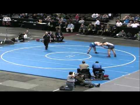 285lbs Class 4A Match from the CHSAA Individual Wrestling Championship