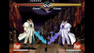 [TAS] The Last Blade 1 - Awakened Kagami