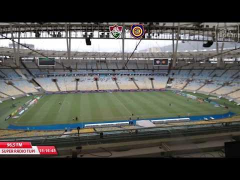Fluminense x Madureira - Campeonato Carioca - Taça Rio - 1ª Rodada - 01/03/2020