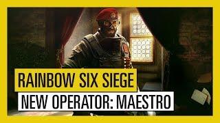 Tom Clancy's Rainbow Six Siege – Para Bellum : Maestro Operator