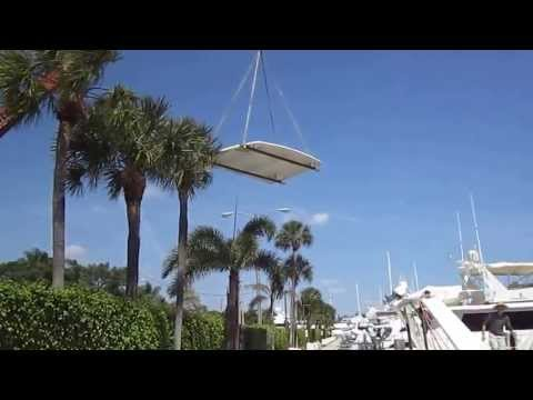 Leopard 4700 Hard Top Crane Install   10Youtube com