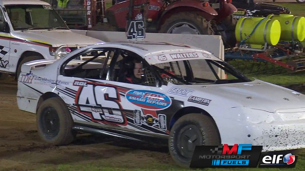 Modified Sedans Heat Australian Title Murray Bridge