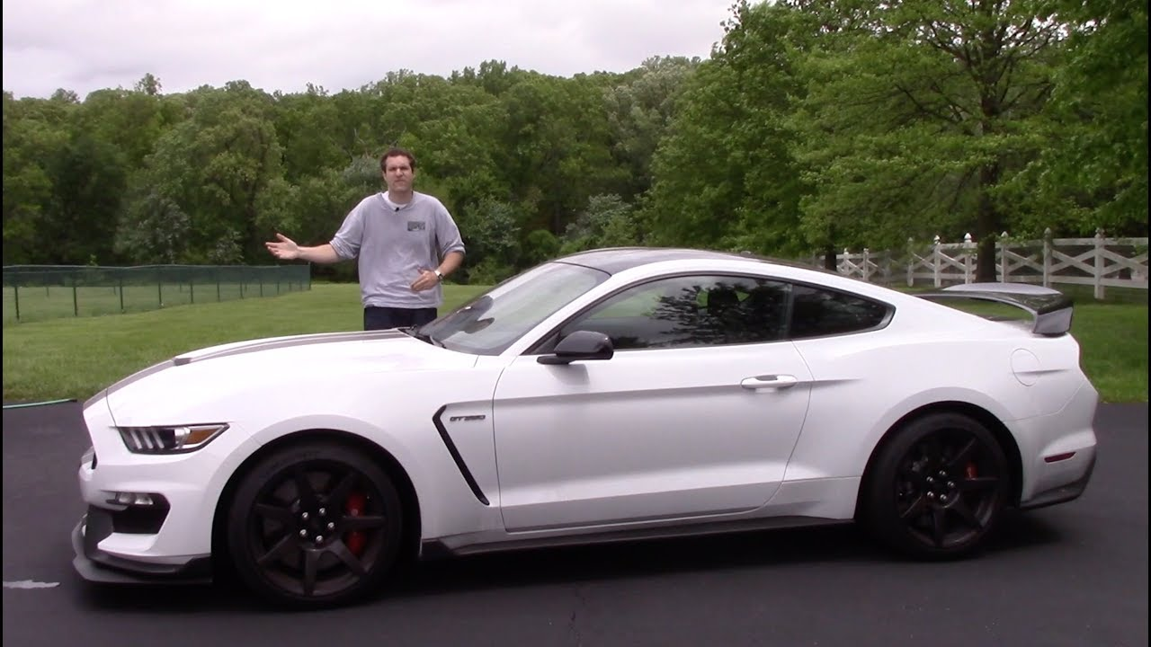 The shelby gt350r is the ultimate ford mustang