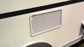 Koelkast ventilatierooster caravan