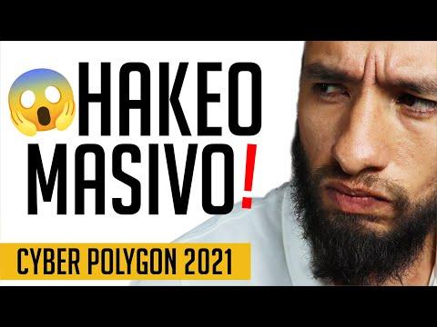 ATENCIÓN ❗ APAGÓN MASIVO ? PRIMER CIBERATAQUE MUNDIAL ☠️ 2021 [CAÓTICO CYBER POLYGON]