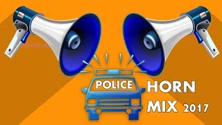 Gambar cover Siren TRANCE (POLICE HORN MIX 📣) 2017 | Dj Dhan Music