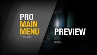 Preview - Pro Main Menu by Piontek