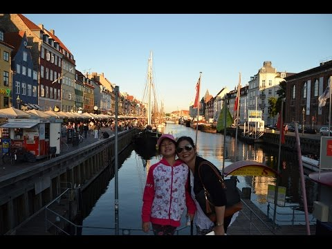 Urlaub in Dänemark - Kopenhagen Sehenswürdigkeiten