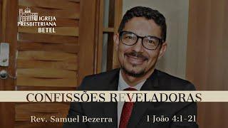 04/10/2020 - CONFISSÕES REVELADORAS