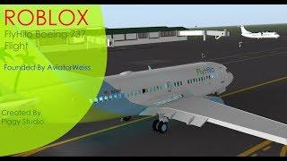 [Roblox] FlyHilo Boeing 737 Full Flight