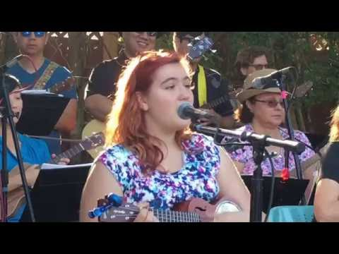 """Hummingbird"" 6/5/16 Ukelele Orchestra of the Western Hemisphere Miss E"