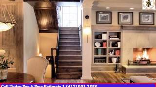Find Finished Basement Contractors in North Charleroi PA   15022