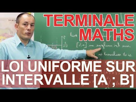 Loi uniforme sur a b le rappel de cours maths terminale les bons pr - Loi sur les loyers fictifs ...