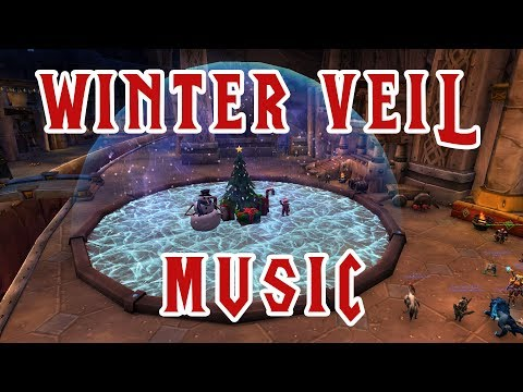 Winter Veil Christmas Music - World of Warcraft Legion