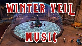 Winter Veil Christmas Music - World of Warcraft Legion(The music played at the Winter Veil festivities in Ironforge and Orgrimmar. 00:00 Eternal Holly Brew 12:58 Winter Holiday Composers: Shelly & Edo Guidotti., 2016-09-15T17:08:32.000Z)