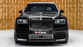 Mansory Rolls Royce Cullinan (2020) - The SUV-KING in Details