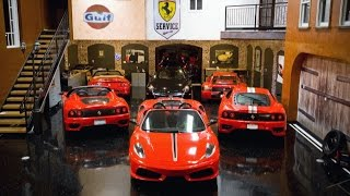 For $600k You Can Keep Your Car In This Ultimate Man Cave