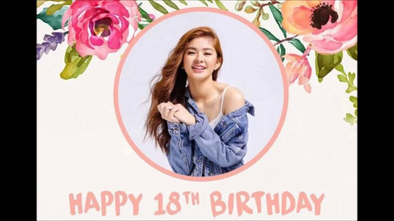 Loisa Andalio Debut 18th Birthday Celebration, Simple Yet ...