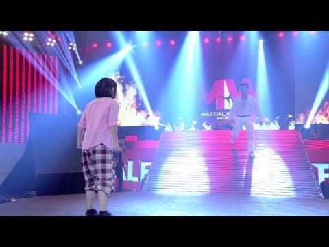 Martial Warrior ชิงฝันแอ็กชั่นสตาร์ - EP.13 (3/6) ตอน รอบชิงชนะเลิศ Finale [13 ก.ค. 57] HD