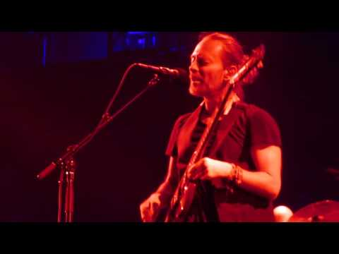 Radiohead - The National Anthem - Live @ Madison Square Garden 7-16-16 in HD