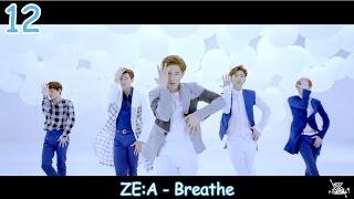 Video TOP 25 BEST KOREAN SONGS OF 2014 download MP3, 3GP, MP4, WEBM, AVI, FLV Juni 2017