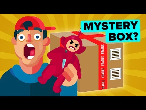 Can You Really Order A Mystery Box from The Dark Web?