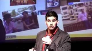 Transmedia: Diego Gonzalez Reinfeld at TEDxCanarias
