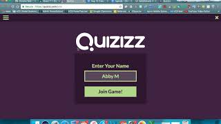 How to Join a Quizizz Game