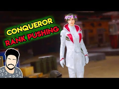 Conqueror Rank Pushing  | Pubg Mobile Live | Roasting Guru