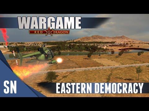 Wargame: Red Dragon Gameplay #121: Eastern Democracy!