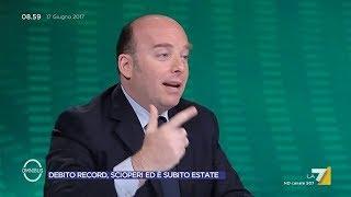 Crisi del debito pubblico italiano : finalmente la verità!