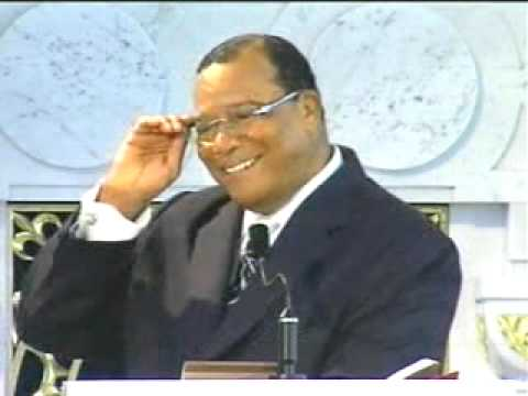 The Honorable Minister Louis Farrakhan - The Divine Value Of Women