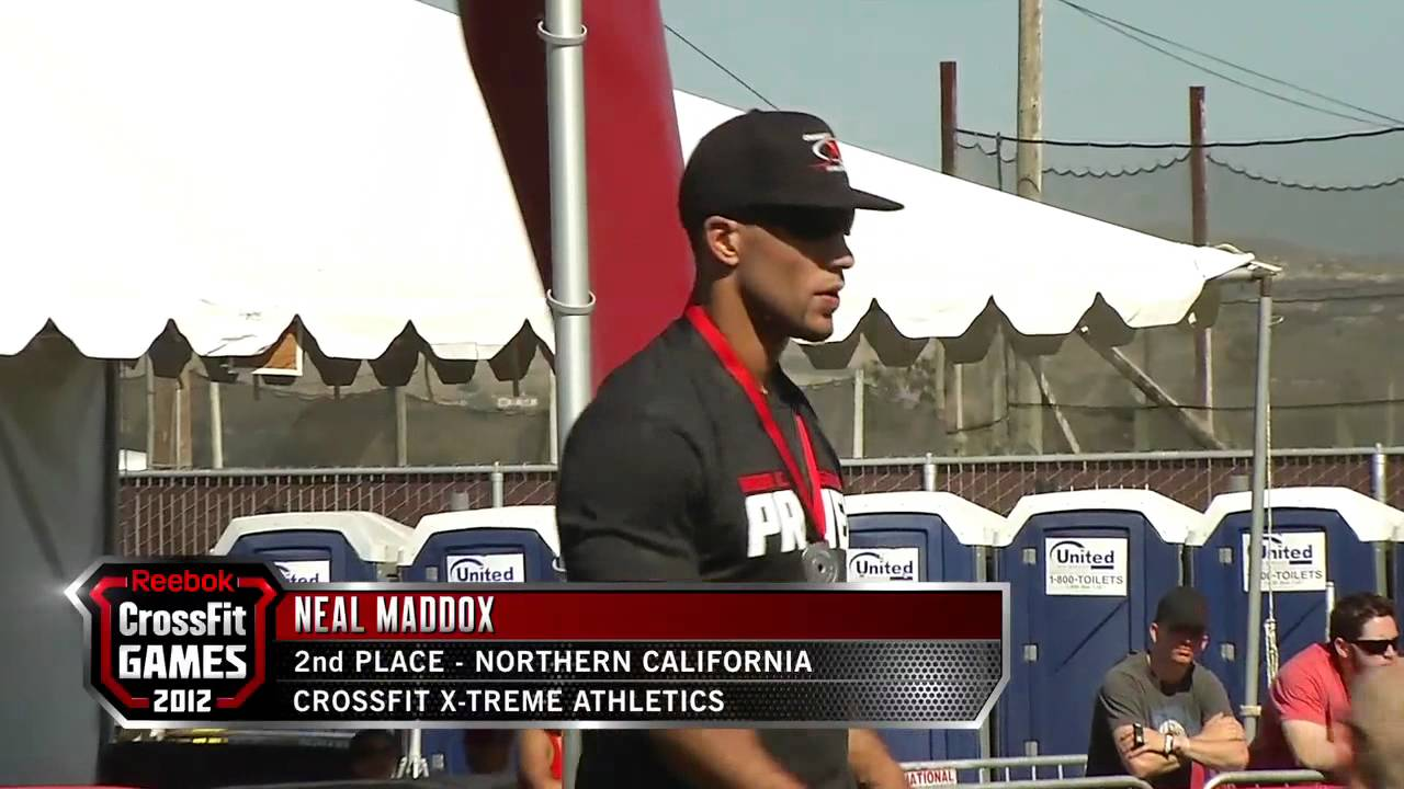 Crossfit Games Regionals 2012 Qualified Athletes Norcal