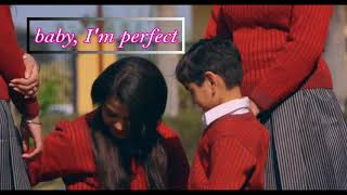 One Direction - Perfect || Baby, I