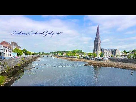 Ballina, Ireland, July 2013