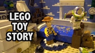 LEGO Andy's Room from Toy Story