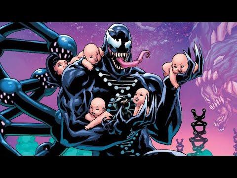Beyond Omega Level: God SymbioteMeatgardener Venom  Comics Explained