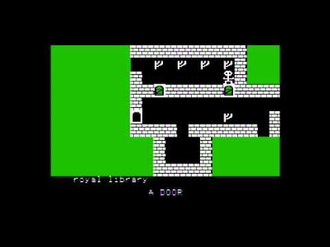 Ali Baba and the Forty Thieves for the Apple II