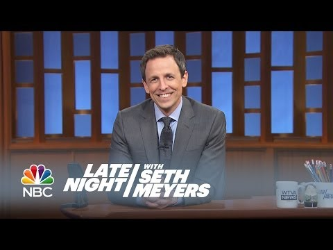 Download Youtube: Late Night Bloopers - Late Night with Seth Meyers