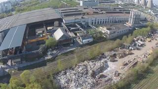 Утилизация отходов 1ого класса опасности на Базовской улице!(, 2017-05-05T10:16:32.000Z)