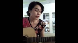 Chỉ là em giấu đi guitar cover by Van Le