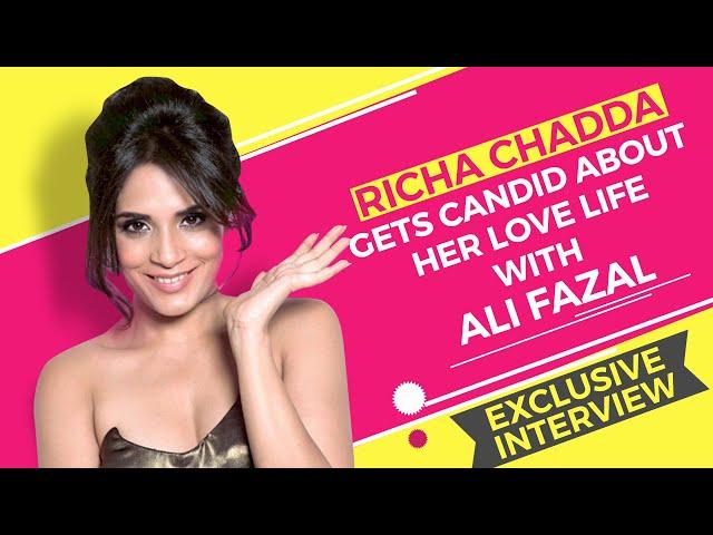 Richa Chadha's LOVE life with Ali Fazal | #RichaAli | Richa Chadda Exclusive Interview