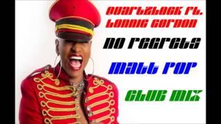 Quartzlock Ft. Lonnie Gordon No Regrets (Matt Pop Club Mix)