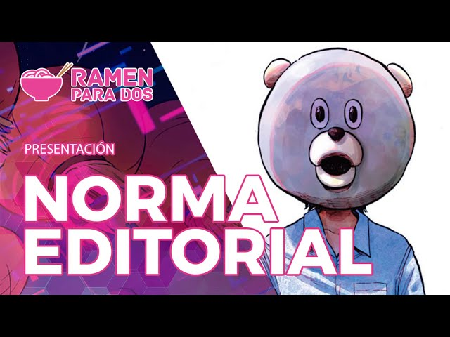 PRESENTACIÓN DE NOVEDADES NORMA EDITORIAL | MANGA BCN Limited Edition